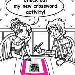 Check out my new crossword activity