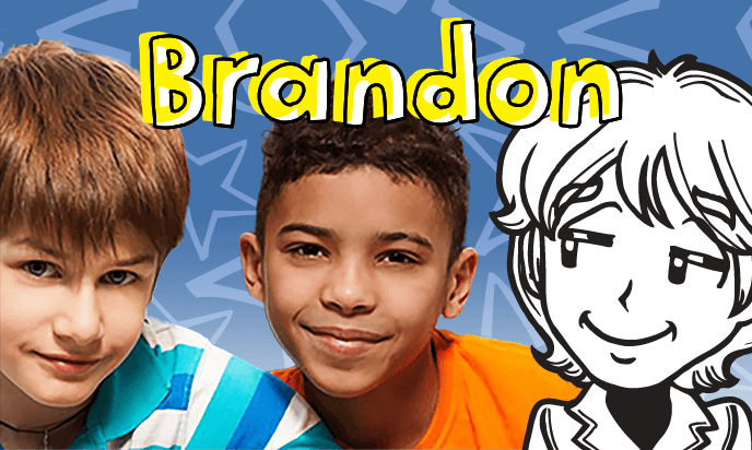 Hang out with Brandon